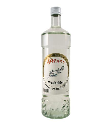 Prinz: Wacholder Schnaps / 40% Vol. / 1,0 Liter...