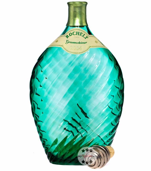 Rochelt Gravensteiner Apfel - Jahrgangsbrand aus Apfel / 50 % Vol. 0,35 L Flasche in Holzkiste