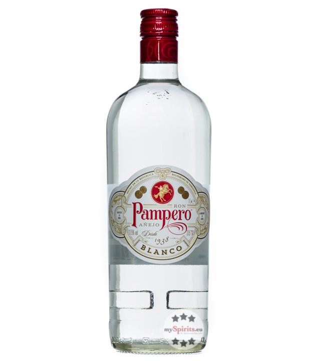 Ron añejo Blanco Rum / 37,5 % Vol. / 1,0 Liter-Flasche