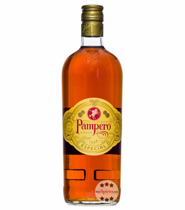 Ron añejo Especial Rum / 40 % Vol. / 1,0 Liter-Flasche