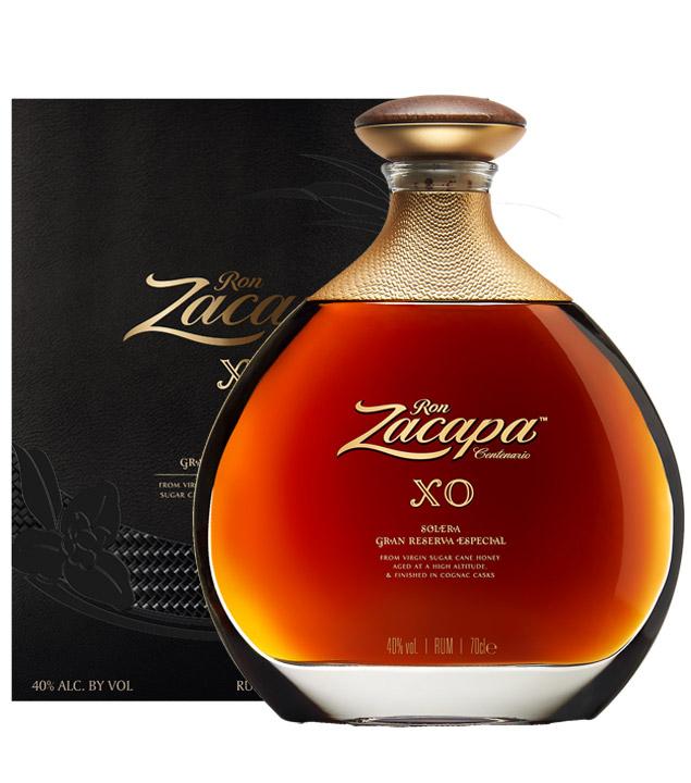 Ron Zacapa XO Rum Solera Gran Reserva Especial / 40 % Vol. / 0,7 Liter-Flasche in Geschenkbox
