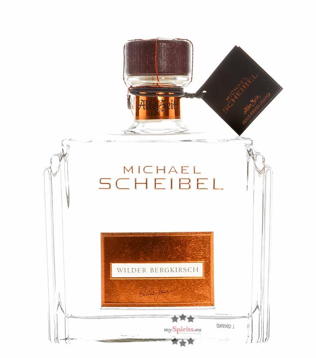 Scheibel: Alte Zeit Wilder Bergkirschbrand mit ...