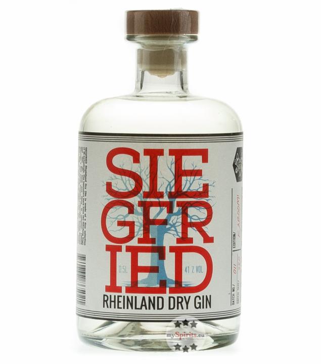 Siegfried Rheinland Dry Gin – Premium London Dr...
