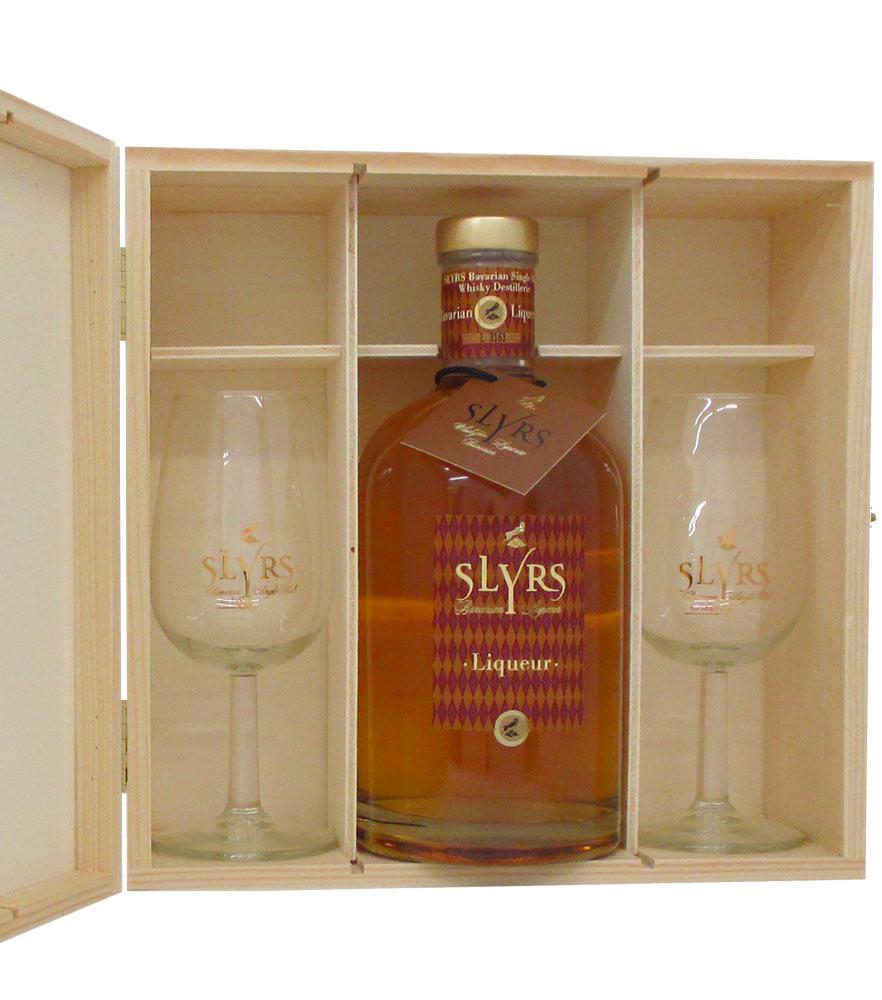 Slyrs Whisky: Geschenkbox Otakir mit 0,7 l Whis...