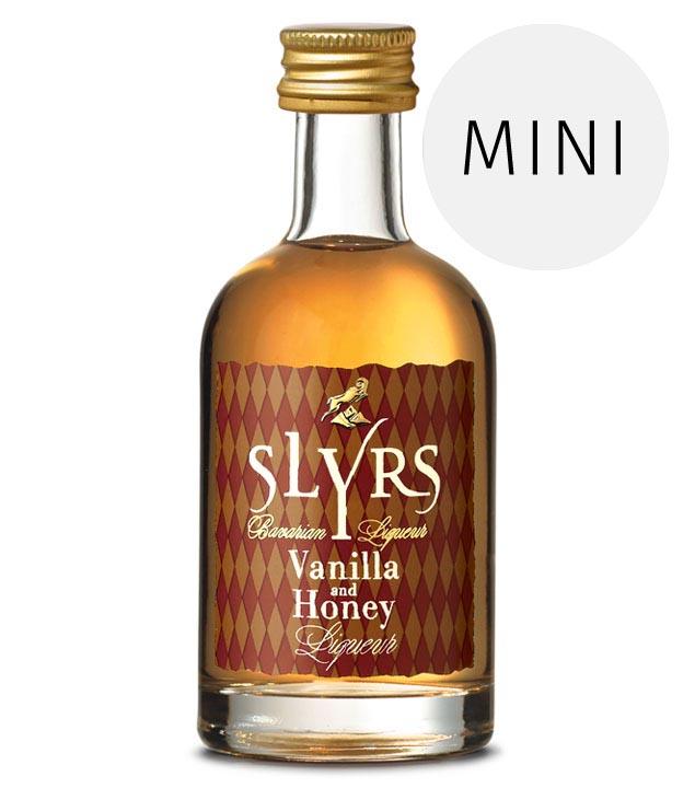 Slyrs Whisky Liqueur Vanilla & Honey / 30% Vol....