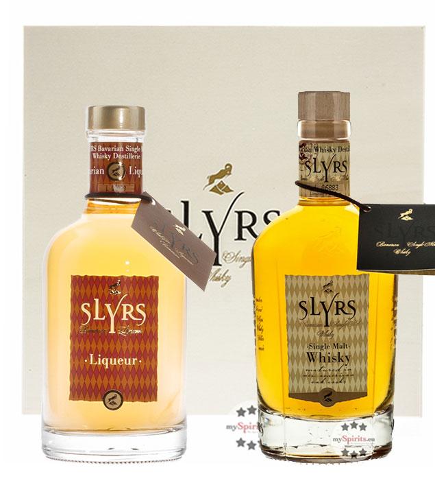 Slyrs: Geschenkbox Sie & Er mit Single Malt Whi...