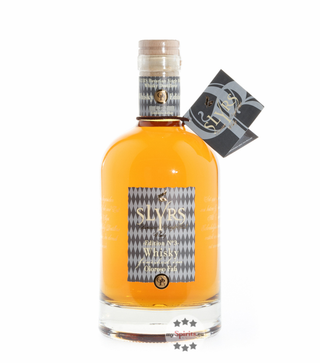 Slyrs Oloroso Fass finished Whisky / 46 % Vol. ...