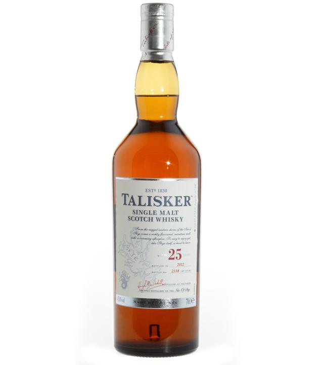 Talisker 25 Jahre Limited Edition Single Malt S...