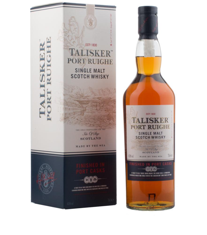 Talisker Port Ruighe Single Malt Scotch Whisky ...