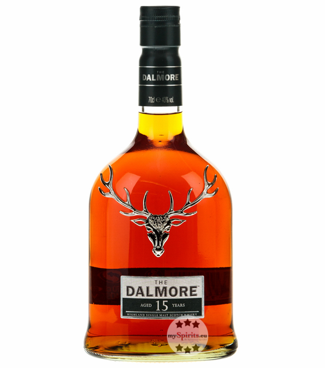 The Dalmore 15 Jahre Highland Single Malt Scotc...