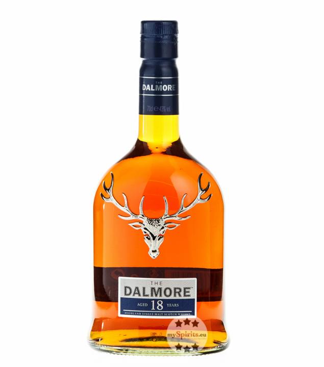 The Dalmore 18 Jahre Highland Single Malt Scotc...