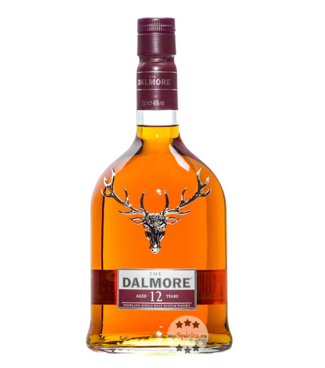 The Dalmore 12 Jahre Highland Single Malt Scotc...