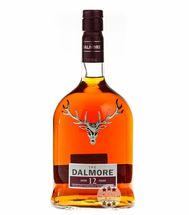 The Dalmore 12 Jahre Highland Single Malt Scotc...
