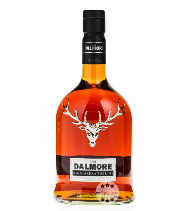 The Dalmore King Alexander III Highland Single ...
