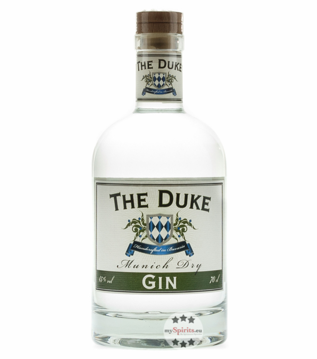 The Duke Munich Dry Gin – Handcrafted in Bavari...
