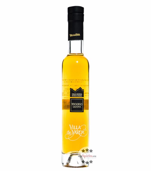 Villa de Varda Grappa Teroldego Riserva Pensiero Trentino / 40% Vol. / 0,2 Liter-Flasche