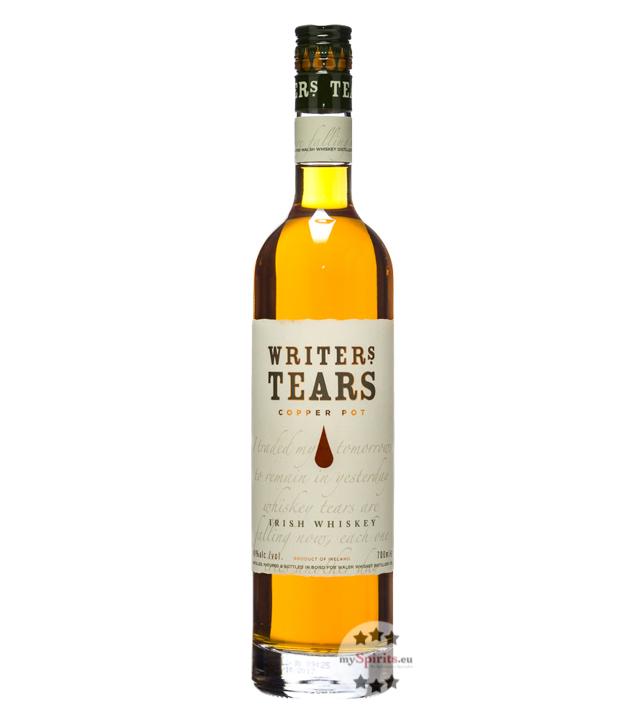 Writers Tears Copper Pot Irish Whiskey / 40 % V...