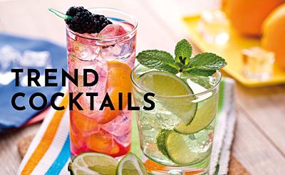 Cocktail-Trends 2021: angesagte Rezepte