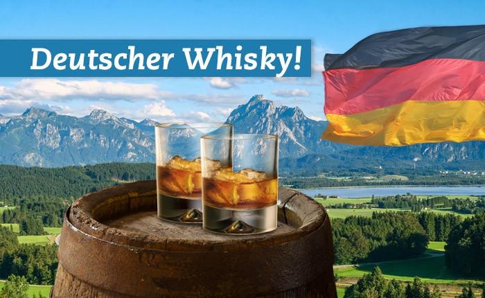 Made in Germany: Deutscher Whisky auf Weltniveau
