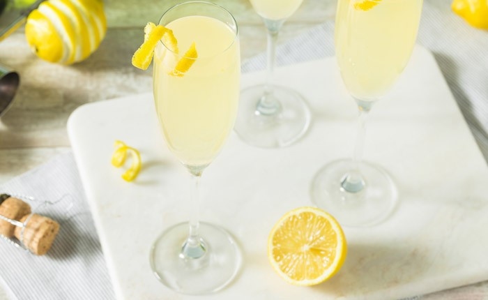 Film-Cocktails: French 75 (Casablanca)