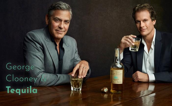 George Clooney: Tequila machte ihn (fast) zum Milliardär
