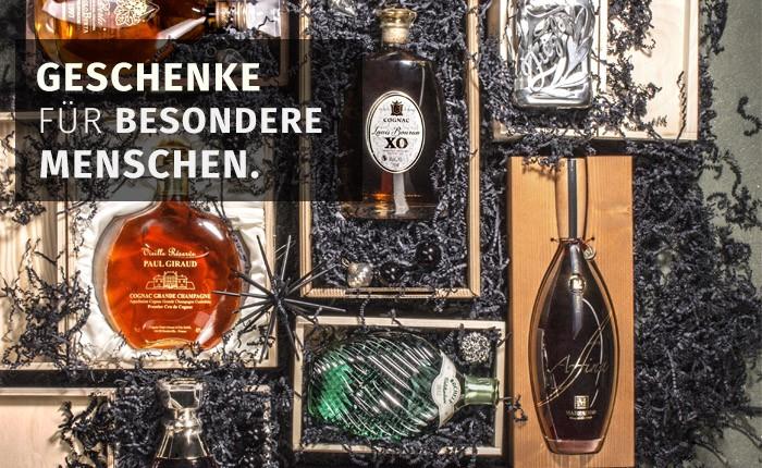 Edle Geschenk-Ideen: 20 Spirituosen für besondere Menschen