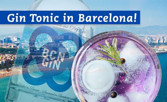 Barcelona Gin Tonic: Trends aus der Gin-Hauptstadt