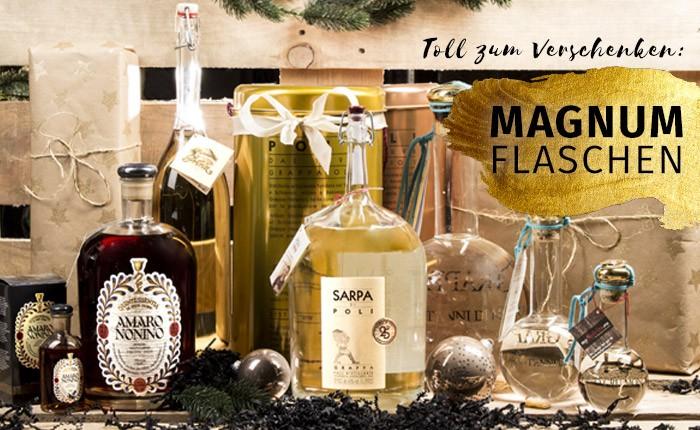 Schnaps in XXL: Unsere besten Magnumflaschen