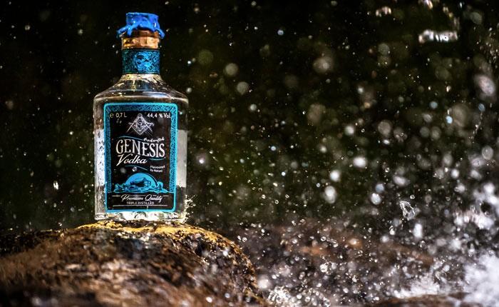 """Hat """"Vodka Genesis"""" den Wodka neu erfunden?"""