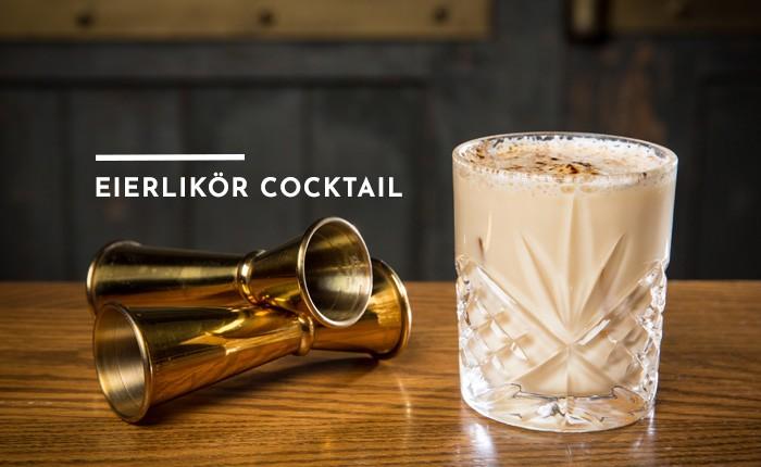 Cocktails mit Eierlikör: perfekt für die Feiertage