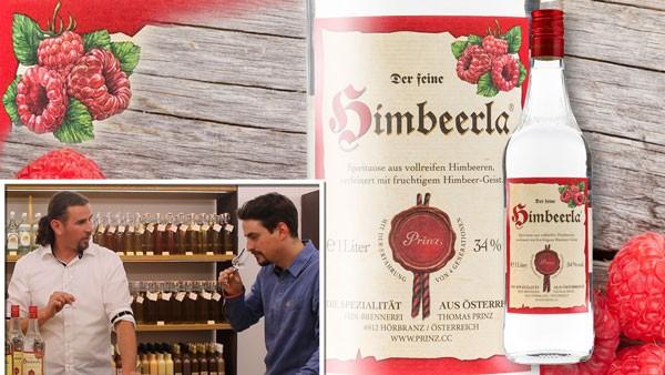 Degustation: Wie schmeckt Prinz Himbeerla?