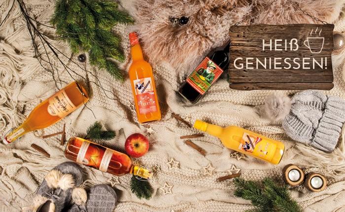 Neue Winter- und Weihnachtsliköre im Shop erhältlich!