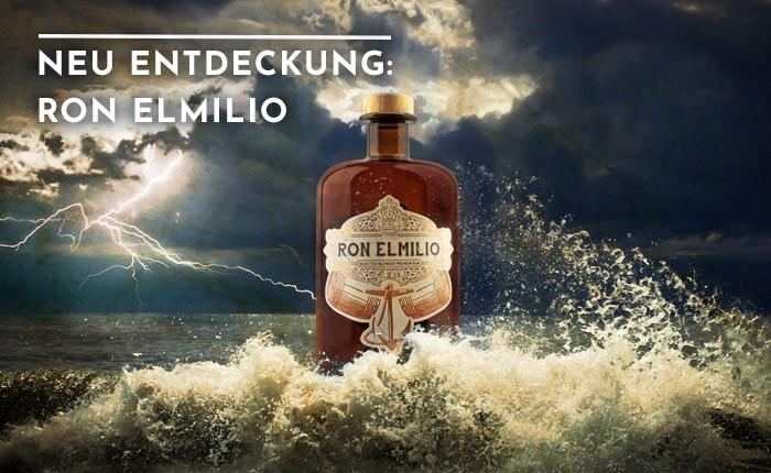 Neuer Premium Rum bei mySpirits: Ron Elmilio sticht in See