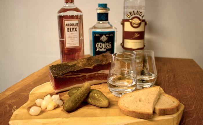 Wodka trinken: Russische Regeln oder Experten-Tasting?