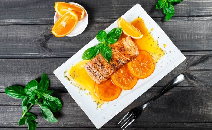 Feinherbe Orangen-Grillmarinade