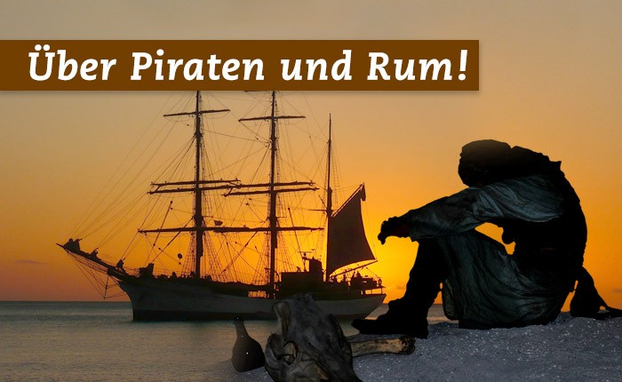 Pirate Rum & Cpt. Morgan