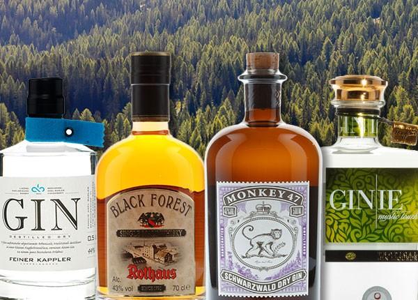 Die Genuss-Region Schwarzwald: Whisky und Gin aus deutschen Brennereien