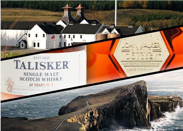 Alles zum Unterschied zwischen Single Malt und Blended Whisky