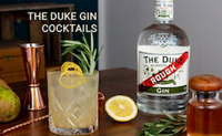 The Duke Gin Cocktails
