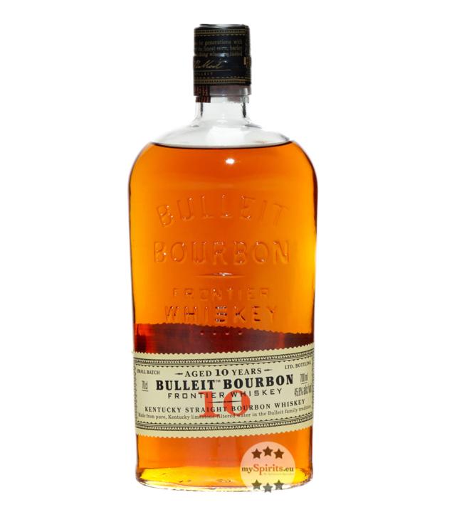 Bulleit Bourbon 10 Jahre Frontier