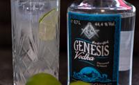 Genesis Vodka pur probieren und Cocktails mixen