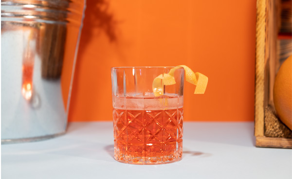 Pampelle French Negroni