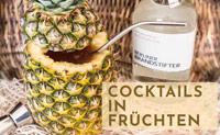 Cocktails in Früchten