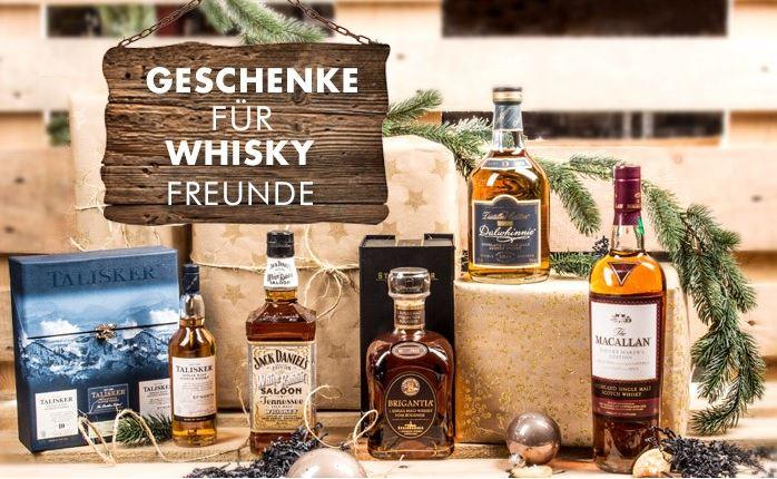 Whisky zum Verschenken!