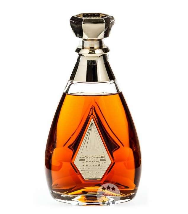 John Walker & Sons: Odyssey Triple Malt Blended Whisky