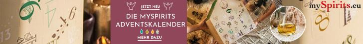 Neu: Premium Adventskalender von mySpirits