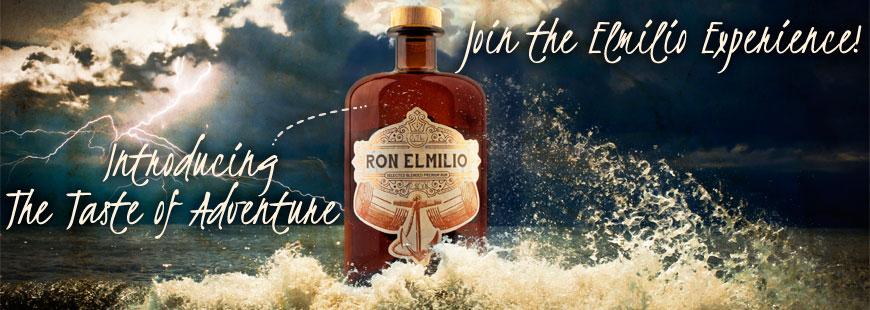 Jetzt Ron Elmilio entdecken und 20 % Entdecker-Rabatt auf Ron Elmilio Produkte abstauben sowie zu jeder 0,7 Liter-Flasche ein mySpirits Nosingglas gratis erhalten - ab sofort und nur noch bis 31.8.2018! Der Rabatt wird an der Kasse abgezogen. Viel Spaß beim Entdecken!