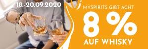 Nur dieses Wochenende: 8 % Rabatt auf alle Artikel aus der Kategorie Whisky- greifen Sie jetzt zu und sparen Sie!
