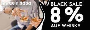Black Sale bei mySpirits: 8 % Rabatt auf jeden Whisky - nur dieses Wochenende!