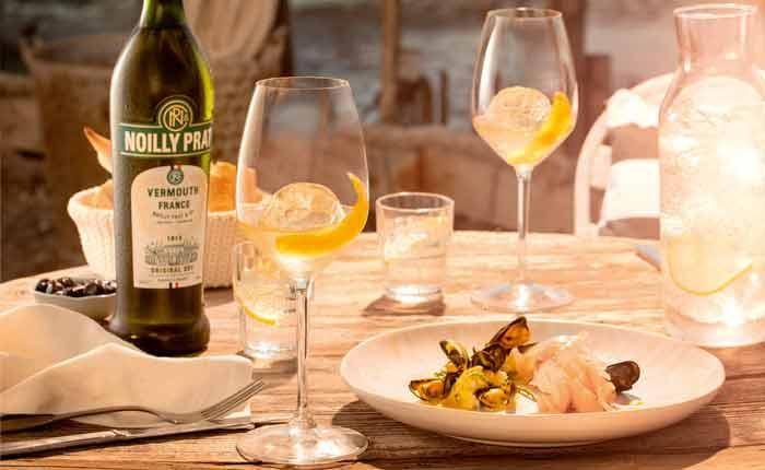 Noilly Prat Vermouth eignet sich hervorragend zum Kochen